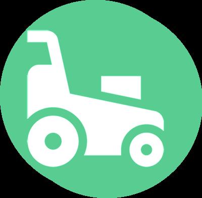 weekly mowing